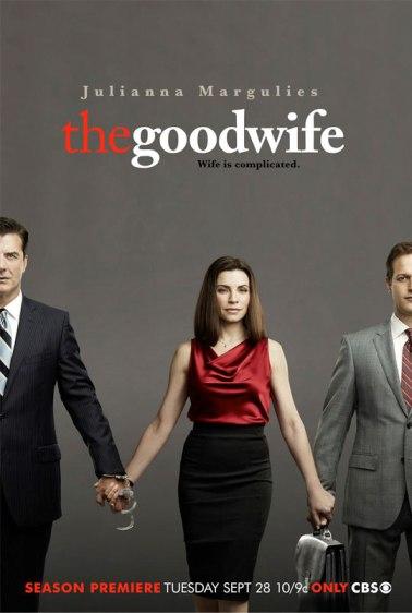 The good wife tiene una trama A (de asunto empresarial) y una trama B (emociones familiares) / one8one.com