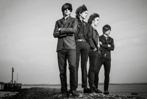 The Strypes se caracteriza por su lírica definida y su música que recuerda el garage rock / Facebook de la banda