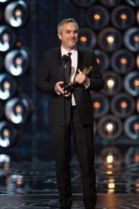 Alfonso Cuarón se convirtió en el primer latinoamericano en ganar el premio a mejor director / Crédito: The Academy Awards Facebook