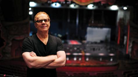 """Danny Elfman confesó que uno de los trabajos que más le ha gustado y que más ha disfrutado fue la composición de la música para """"El hombre manos de tijera"""" / Cortesía: burtonelfman.com"""