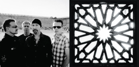 "Foto: Photoshoot para el álbum ""No Line on the Horizon"" / Cortesía: u2.com (Inner Sleeve)"