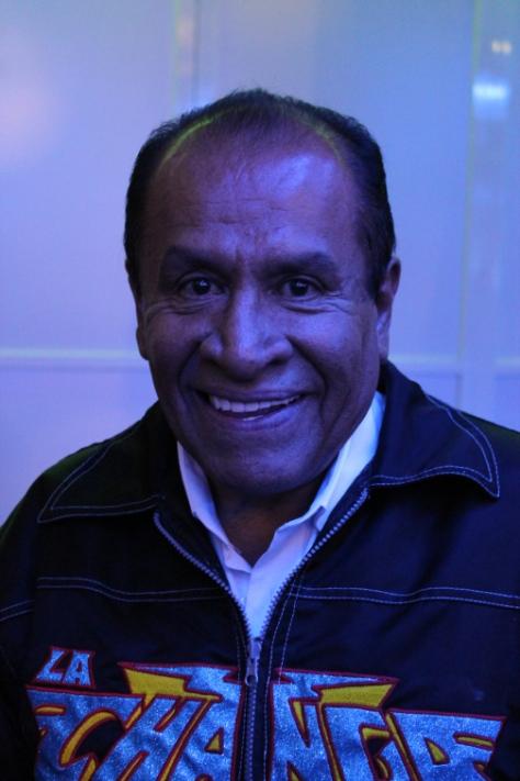 """Ramón Rojo """"Sonido la Changa"""" / Igal Weintraub"""