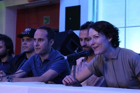 La organizadora hizo énfasis en que los mexicanos bailamos por naturaleza / Arturo Roseti
