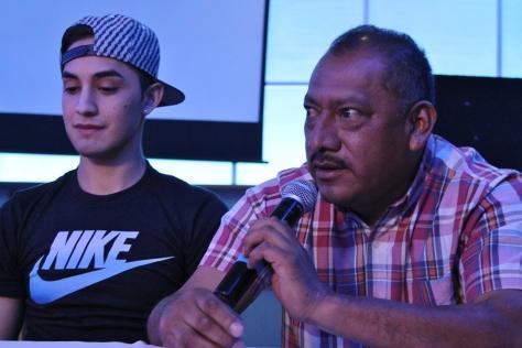 Tanto los organizadores como los artistas se defendieron al dar argumentos y respuestas / Arturo Roseti