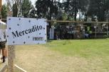 También se instaló un pequeño mercado en donde varios negocios ofrecieron sus productos / J. Arturo Roseti