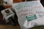 Mi creación en la pequeña carpa de Indio / J. Arturo Roseti