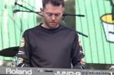 Los sintetizadores amenizaron la presentación/ J. Arturo Roseti