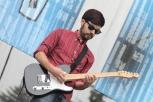 La guitarra es importante para la presentación en vivo / J. Arturo Roseti