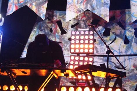 Pional coordinaba música entre luces y sonidos / J. Arturo Roseti