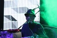 Desde fanáticos hasta artistas mismo, fueron a verlo en vivo / J. Arturo Roseti