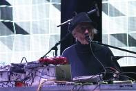 En sus set incluyó canciones de todos sus discos / J. Arturo Roseti
