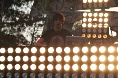 """Superpoze captó la atención de la gente con sus """"beats"""" / J. Arturo Roseti"""